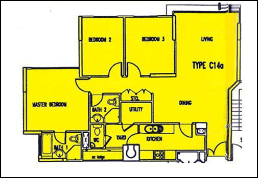 Central Grove Floor Plans And Units Mix