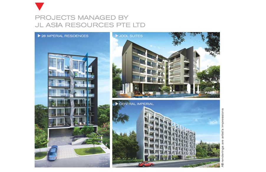 Farrer Suites Developed Richcapital Pte Ltd